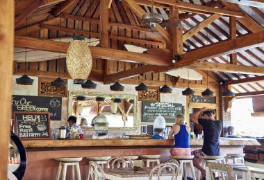 Coffee shops near Three Monkeys Villas