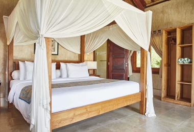 THREE MONKEY VILLAS double bedroom Uluwatu