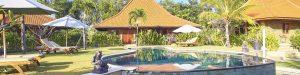 Three Monkeys Villas Poolside