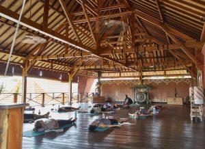 Yoga Near Three Monkeys Villas