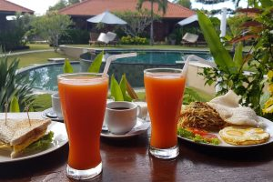 Breakfast-at-three-monkeys-villas-uluwatu-bali