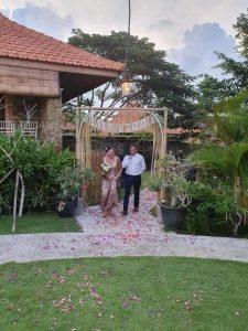 Three Monkeys Villas Weddings in Bali 2891